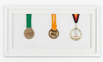 Rahmen für Medaillen