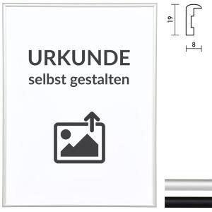 """Alurahmen """"Econ rund"""" für Urkunden"""