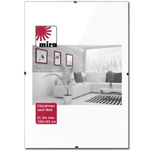 Cliprahmen - Maßanfertigung bis 100x160 cm
