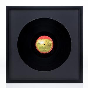 Holzrahmen Figari für Vinyl-Schallplatten
