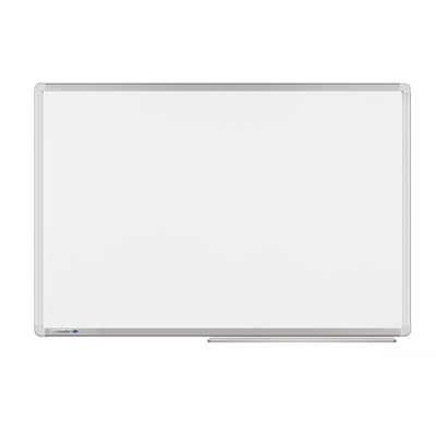 Whiteboard 8 mm emailstahl