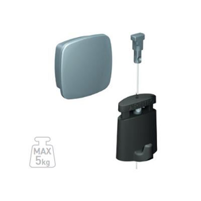 Uniq Hanger + Perlonseil + Micro Grip