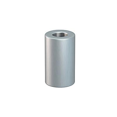 Pressnippel für Stahlseil