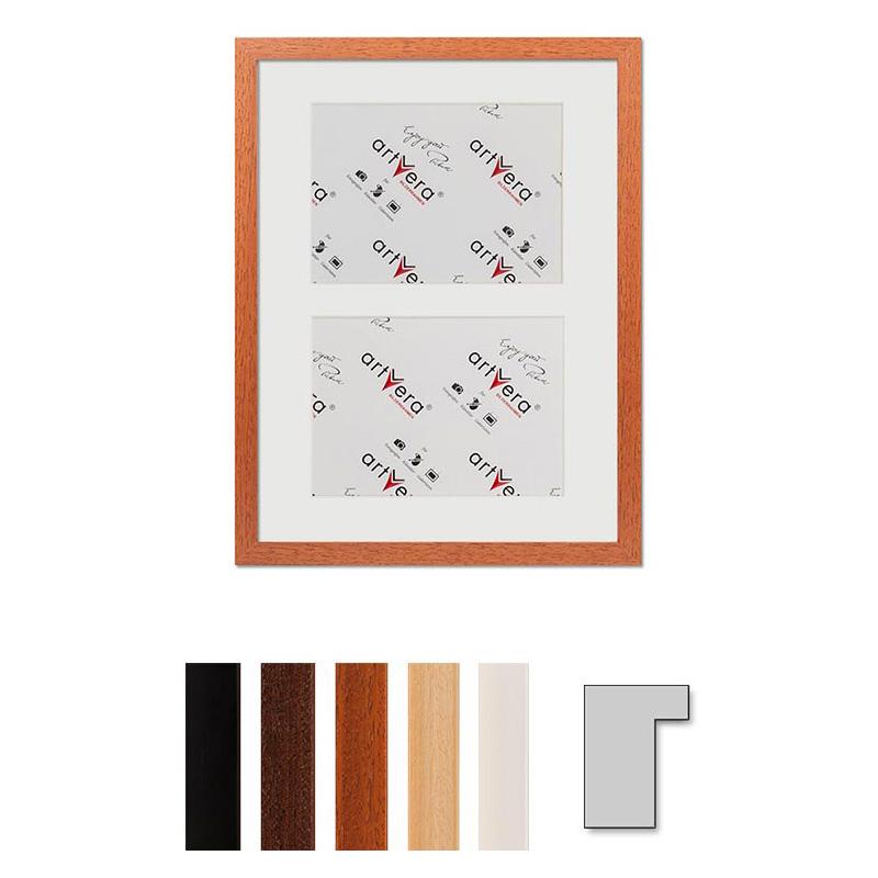 "2er Galerierahmen ""Lund"", 30x40 cm - 15x20 cm"