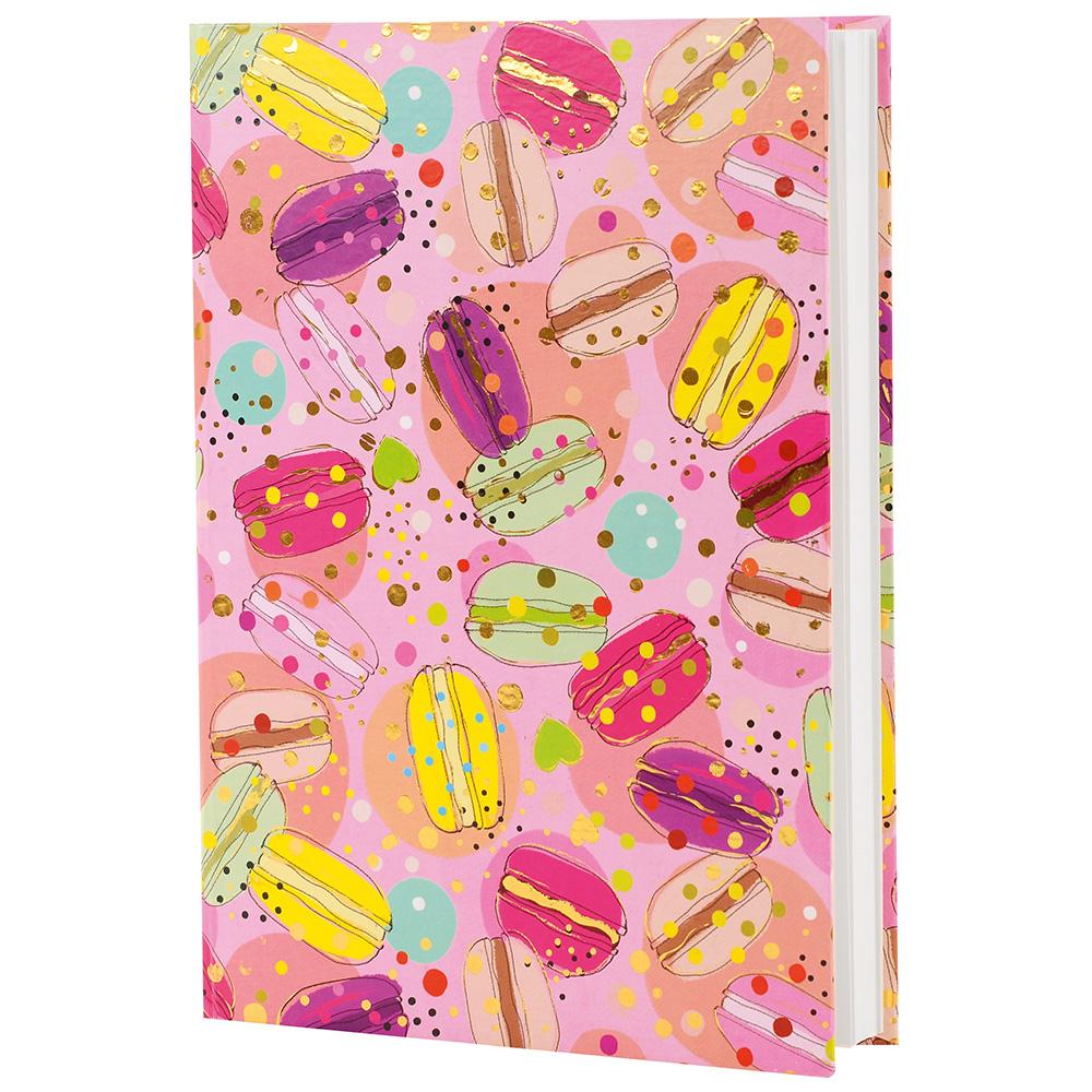 """Freundebuch """"Macarons"""""""