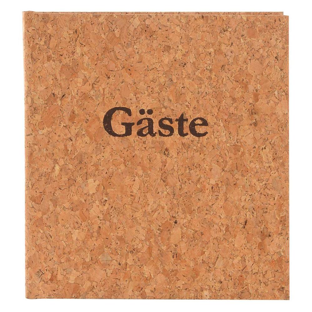 "Gästebuch ""Kork"""