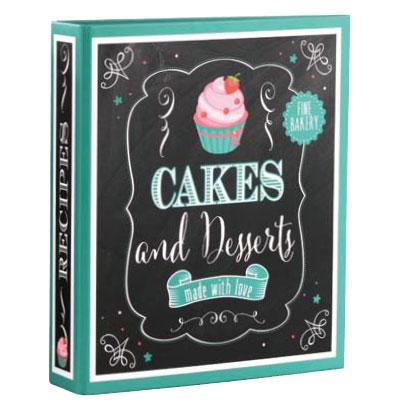 "Rezeptebuch ""Cakes & Desserts"""
