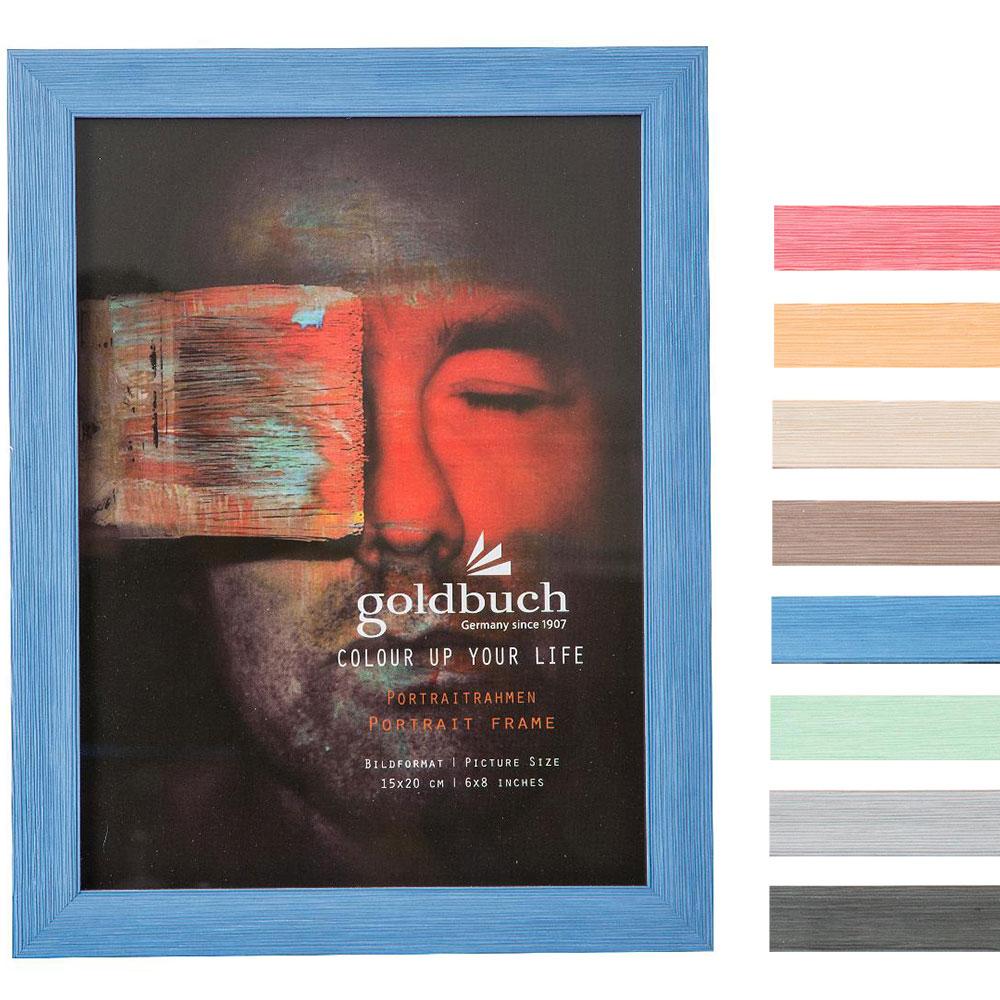 "Kunststoff-Bilderrahmen ""Colour up your life"""