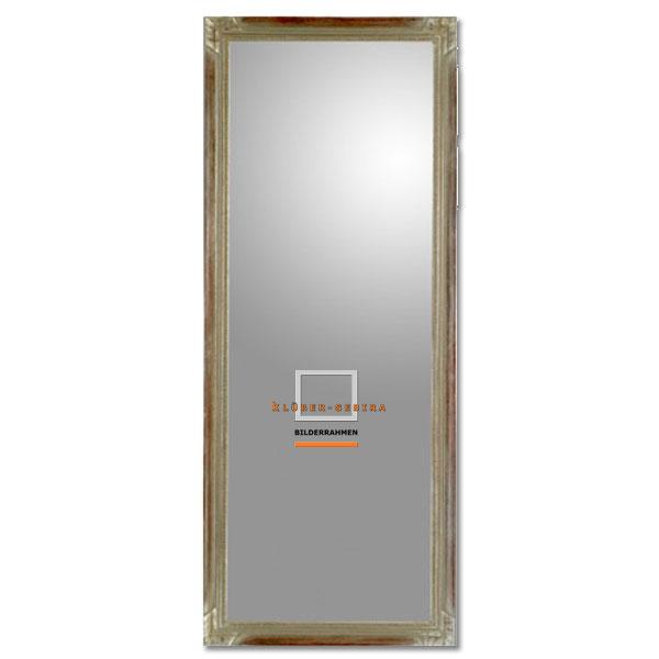 klueber gebira spiegelrahmen mailand 50x140 leerrahmen ohne glas r ckwand. Black Bedroom Furniture Sets. Home Design Ideas