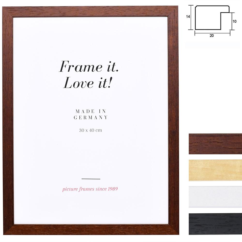 mira spar rahmen aus holz. Black Bedroom Furniture Sets. Home Design Ideas
