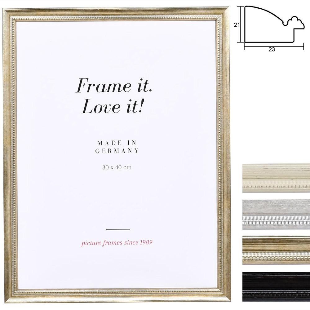 mira holz bilderrahmen marsac. Black Bedroom Furniture Sets. Home Design Ideas