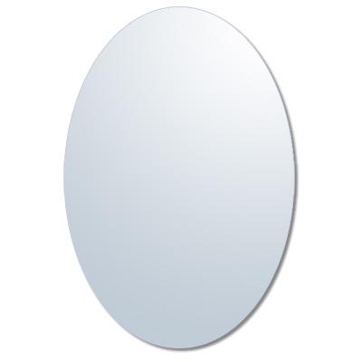 Ovales Ersatzglas für Bilderrahmen 10x15 cm   Normalglas