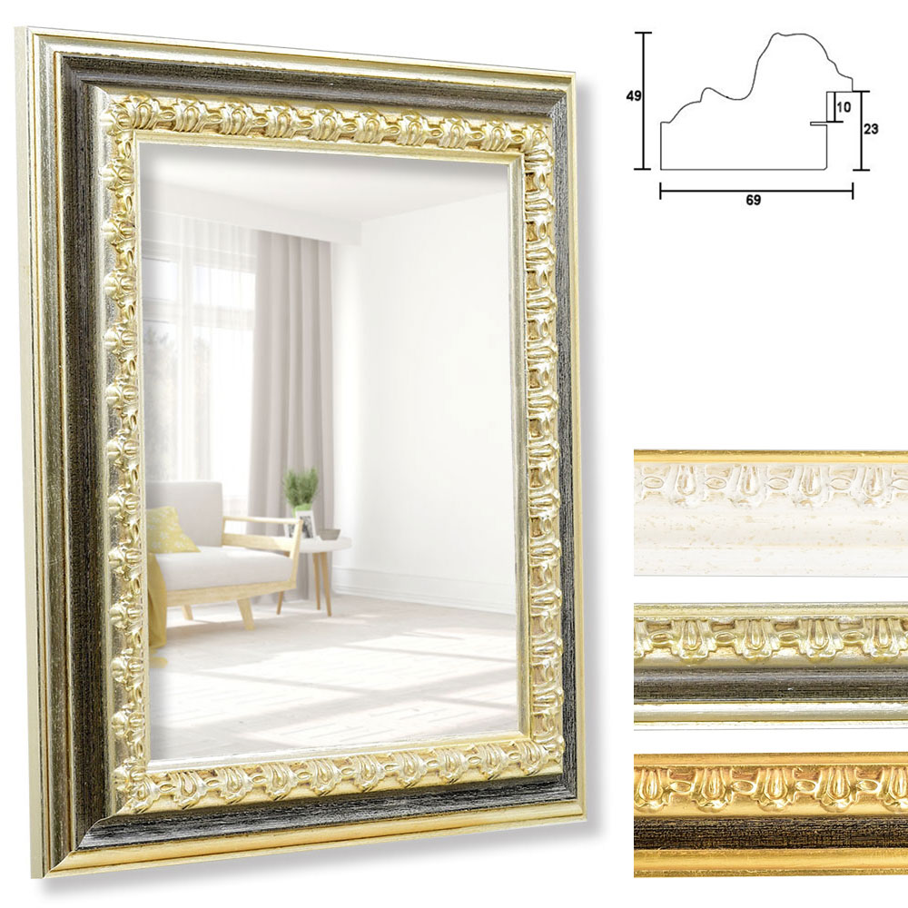 Spiegelrahmen Orsay Maßanfertigung