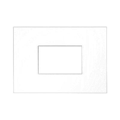 Galerie-Passepartouts 2,5 mm,Außenformat 21x29,7 cm