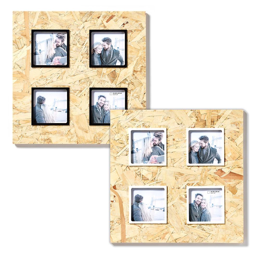 4er Holz-Galerierahmen CHIP