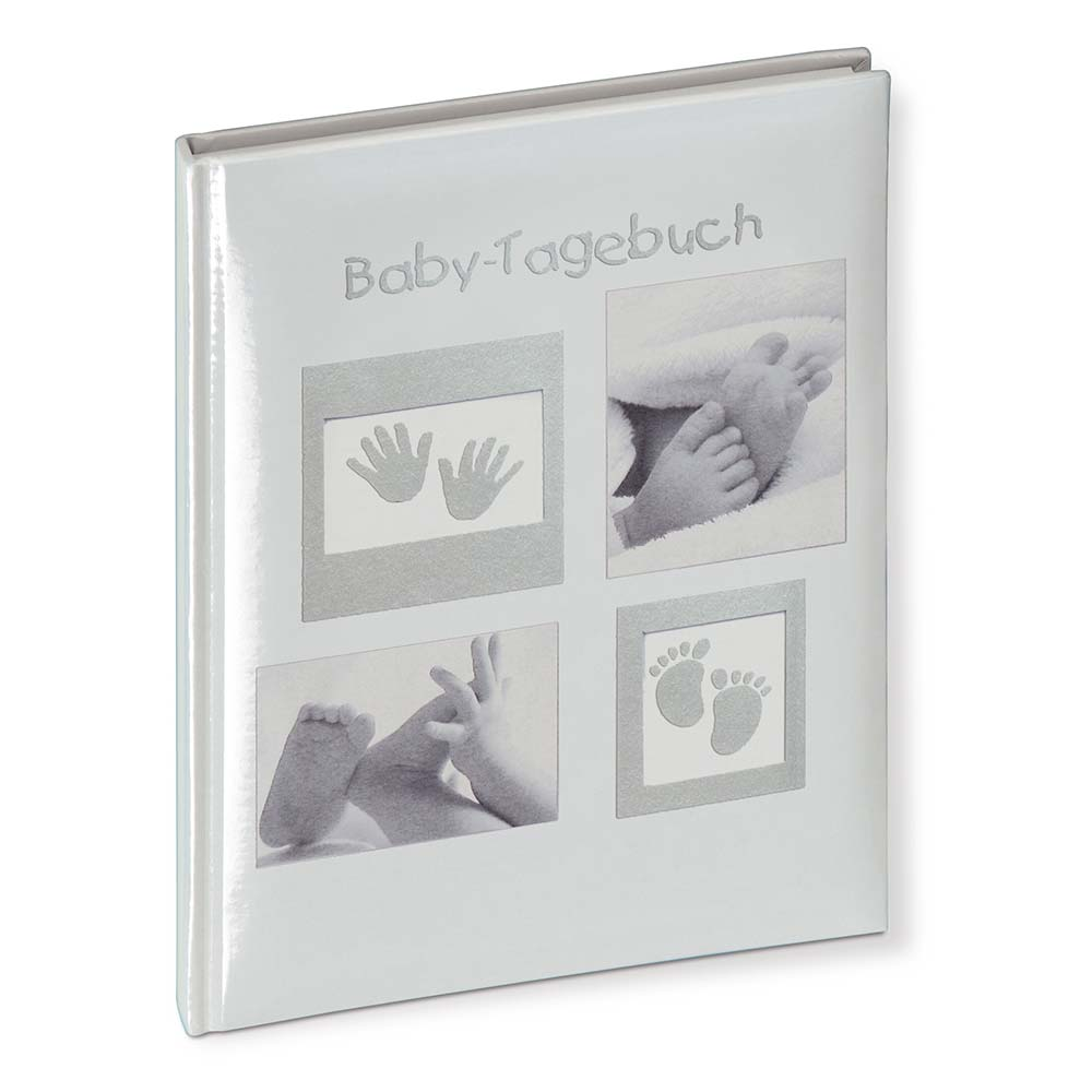 Baby-Tagebuch Little Foot