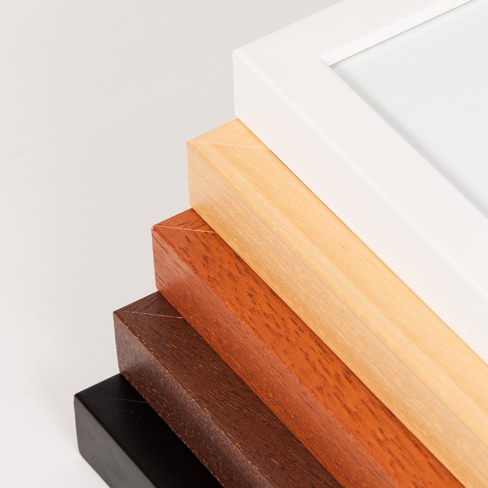 artvera bilderrahmen signatur bilderrahmen aus holz 50x60 cm. Black Bedroom Furniture Sets. Home Design Ideas