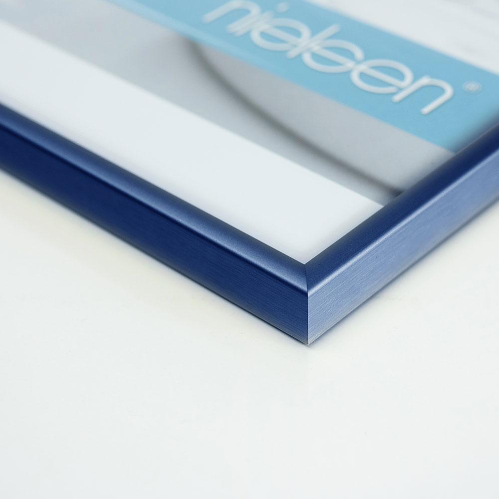 Alurahmen Classic blau 13x18 cm
