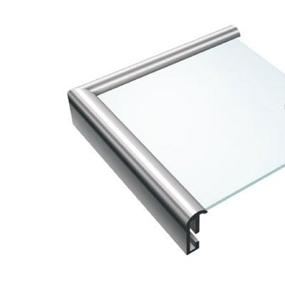 roggenkamp alurahmen profil r sonderzuschnitt silber antireflex acrylglas uv 100. Black Bedroom Furniture Sets. Home Design Ideas