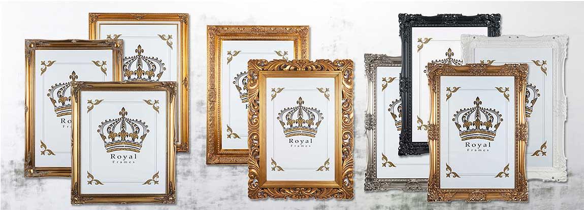 Royal Frames